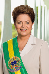 Dilma Rousseff, Photo Credit: Blog do Planalto, Flickr CC